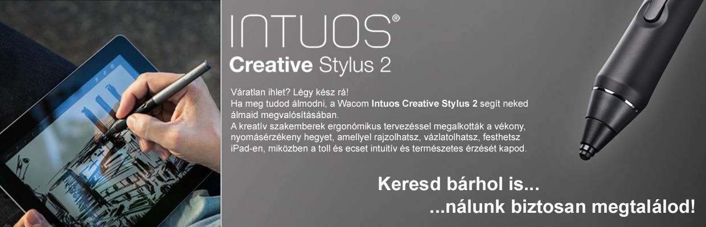 Wacom Intuos Creative Stylus 2 2014